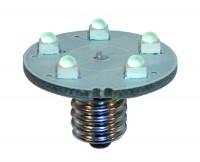 5fach LED Umrüstsatz für Anhaltekellen