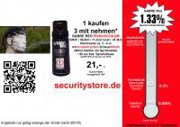 3x  SR3F-Schaum