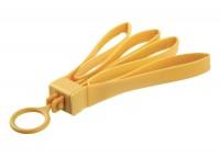 """ASP Tri-Fold gelb """"Einweghandfessel"""" 2St."""