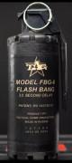 Flashbang / Soundflash Granate mit Kipphebel