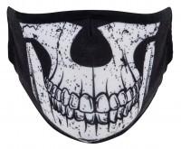 Totenschädel Alltagsmaske