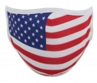 USA Flagge Alltagsmaske