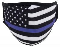 USA Flagge Alltagsmaske TBL