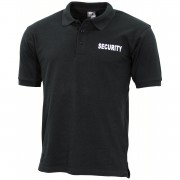 """POLO-Shirt mit """"SECURITY"""""""