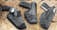 Dual Retention Duty Holster