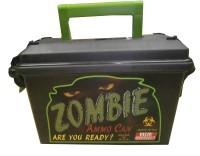 Zombie Ammo Can Munitionsbox schwarz/grün MTM