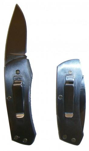 Gürtelschnallenmesser Gürtelmesser mit