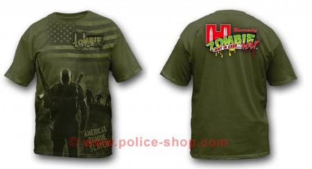 Zombie Max T Shirt Hornady 18 89 0864 M